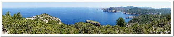 Punta de Sa Creu. Eivissa