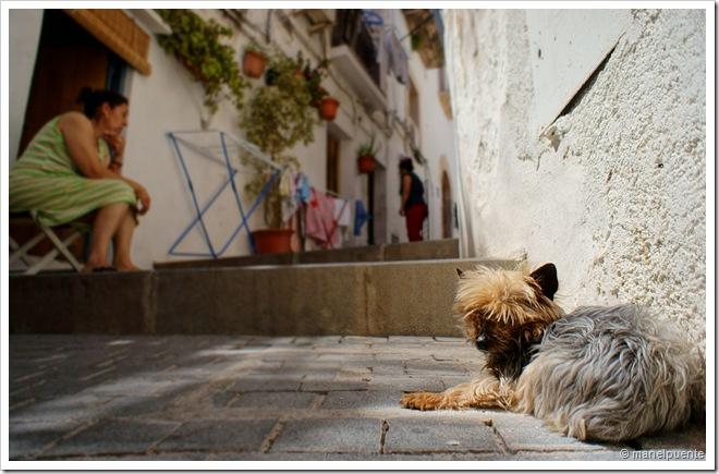 Dalt Vila. Eivissa