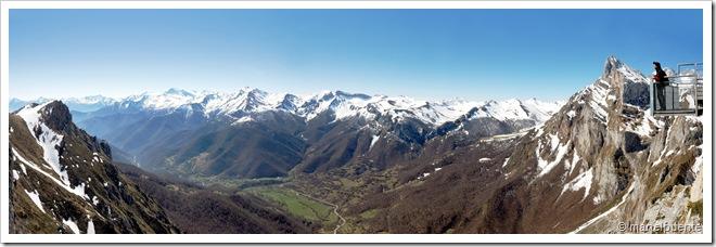 panoramica Picos Europa