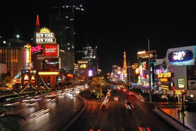 The Strip. Las Vegas