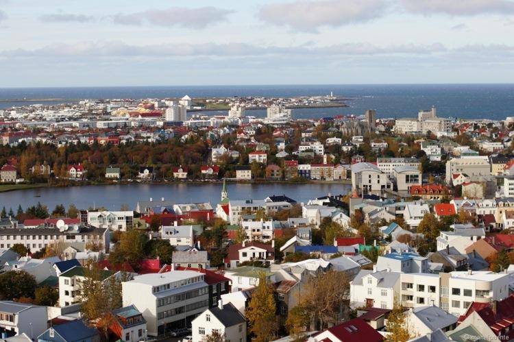 Panoràmica de Reykjavík