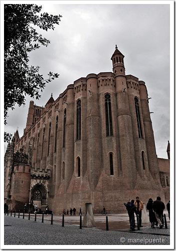 façana Santa Cecilia Albi