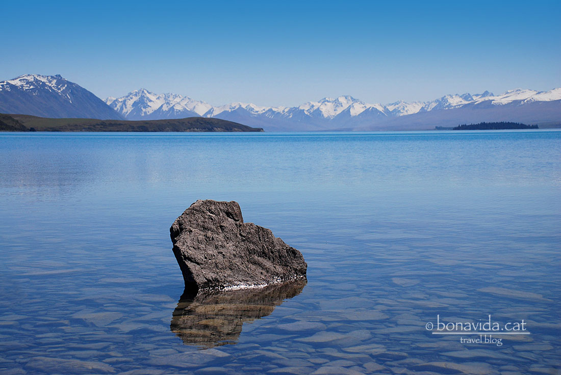 nova zelanda views llac pukaki