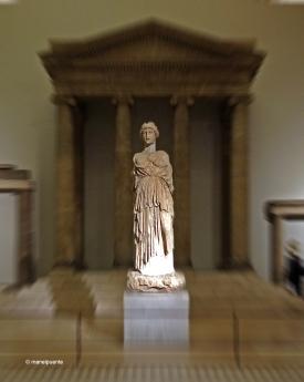 La diosa Athena