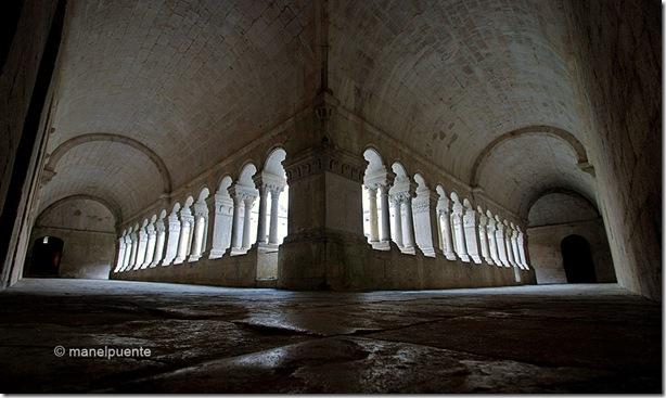 Abadia Notre-Dame de Sénanque. La Provence, França