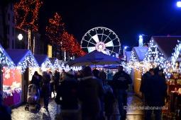 Le Marché aux Poissons és el principal focus del Mercat Nadalenc