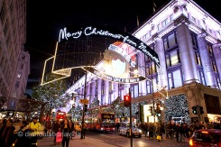 Carrers i botigues comencen a oferir un aspecte nadalenc