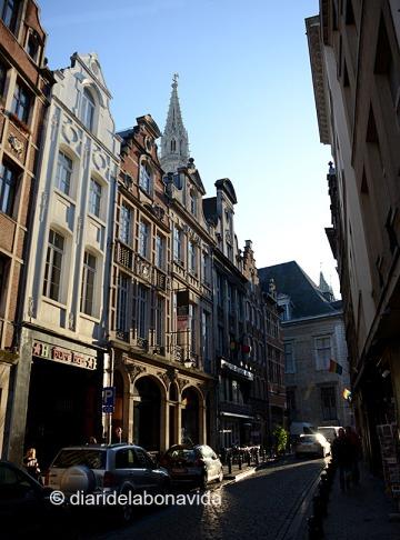 Rue des Pierres Steen