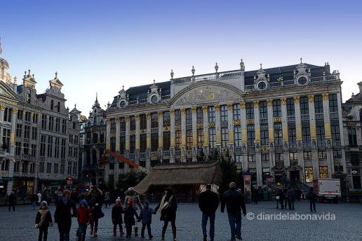 Maison des Ducs de Brabant. Grand Place