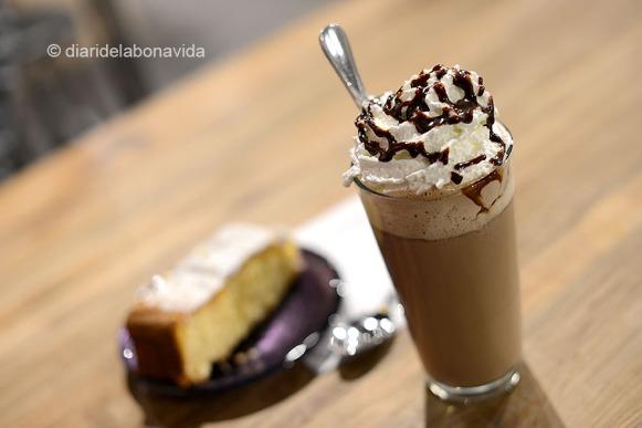 Una xocolata calenta per agafar forces
