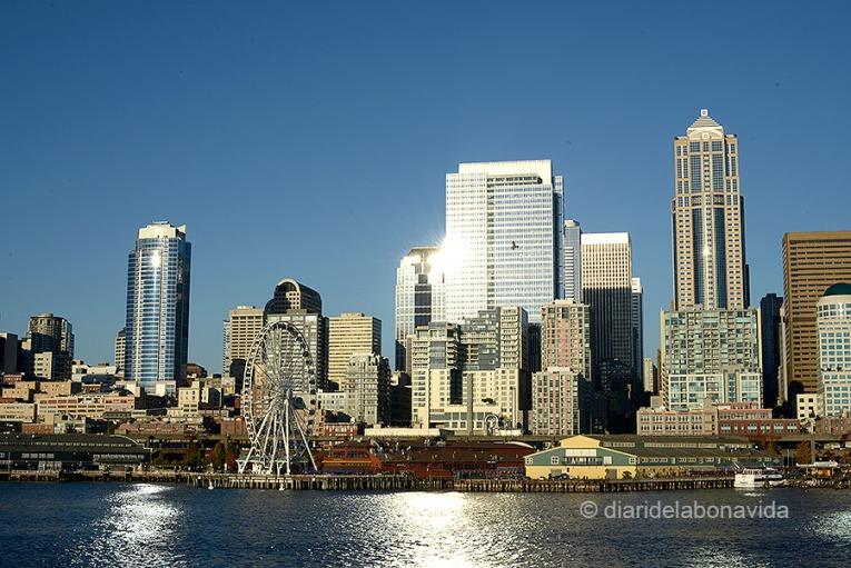 Edificios de Seattle