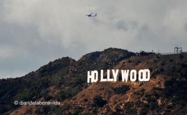 El cartel de Hollywood es todo un clásico