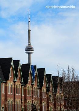La CN Tower está presente cada vez que levantamos la vista