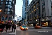Yonge St, que atraviesa la ciudad, es la calle más larga del mundo