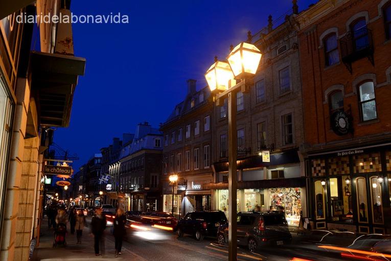 La Rue Saint-Jean es una de las calles principales
