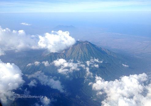 Volcanes de Java