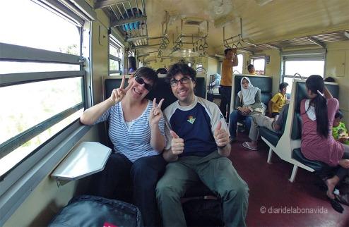 A desplazarse en tren!!