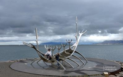 islandia reykjavik solfar nosaltres