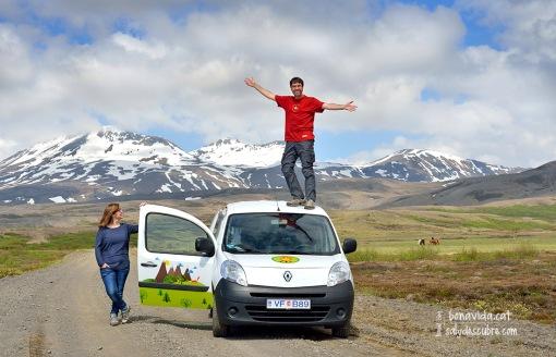De ruta por Islandia