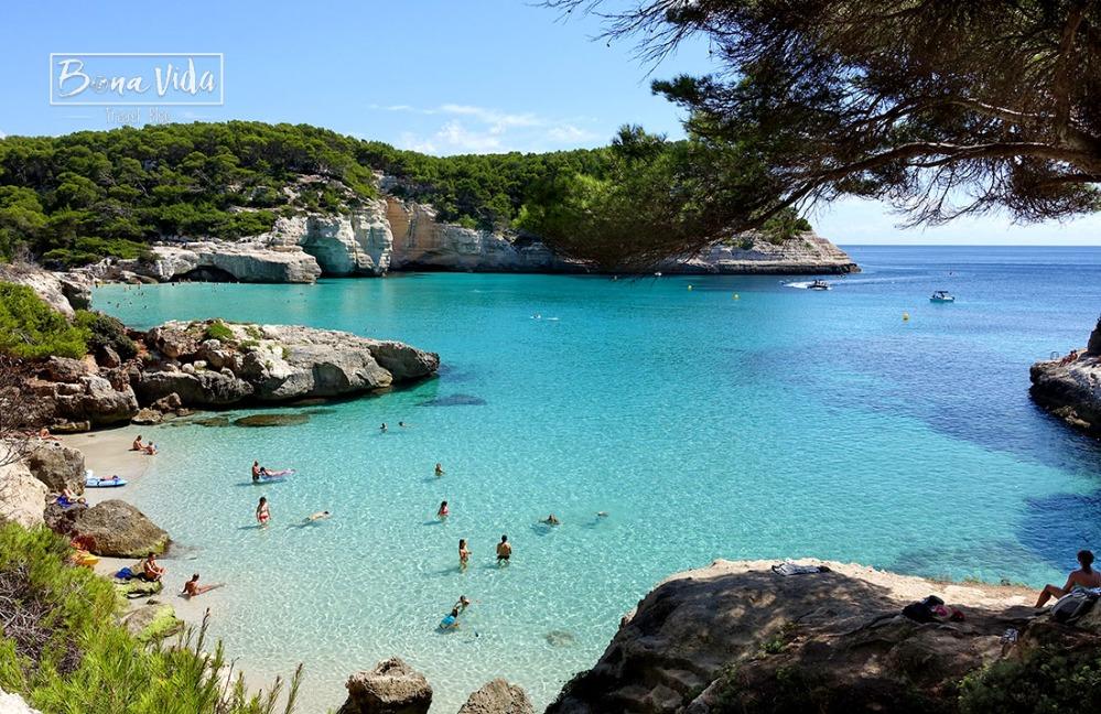 playas increibles espana