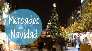 icones ciudades mercados navidad