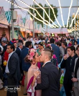 La Feria enamora...